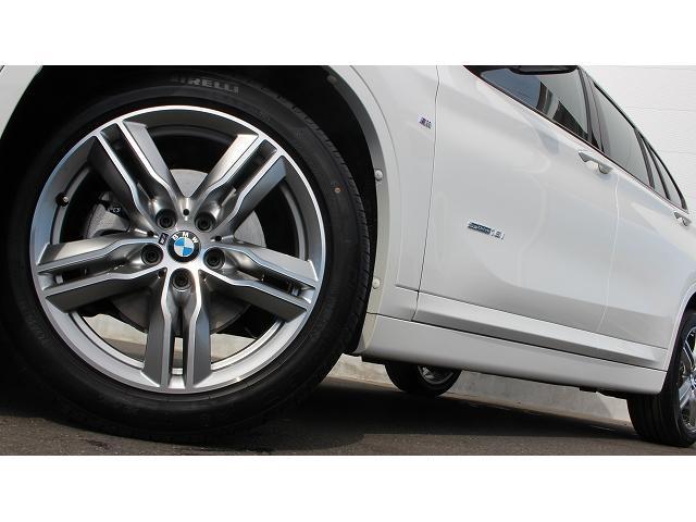 BMW BMW X1 sDrive18i Mスポーツ 純正ナビ ワンオーナ 禁煙車