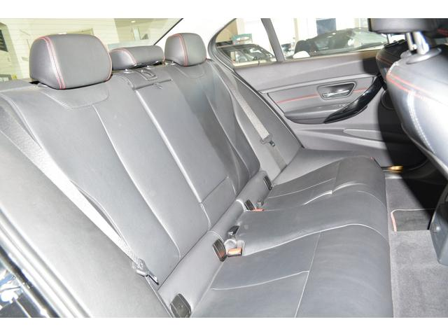 BMW BMW 320i スポーツ MパフォEキット 黒レザー 認定中古車