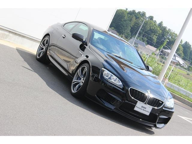 BMW BMW M6 M6クーペ 認定中古車 純正ナビ ソフトクローズドア