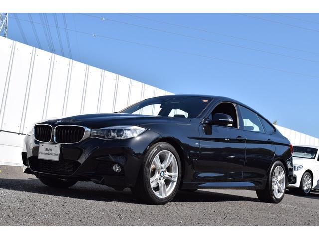 BMW BMW 320iグランツーリスモ Mスポーツ 地デジ 認定中古車