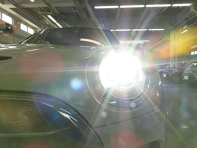 MINI MINI クーパーSD クラブマン ACC 前車接近警告 認定中古車