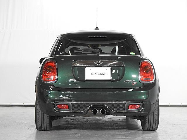 クーパーSD 1年保証 バックカメラ&障害物センサー オートライト コンフォートアクセス LEDライト 17インチAW ワンオーナー 認定中古車(7枚目)
