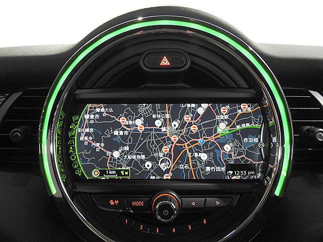 クーパーSD 1年保証 バックカメラ&障害物センサー オートライト コンフォートアクセス LEDライト 17インチAW ワンオーナー 認定中古車(11枚目)