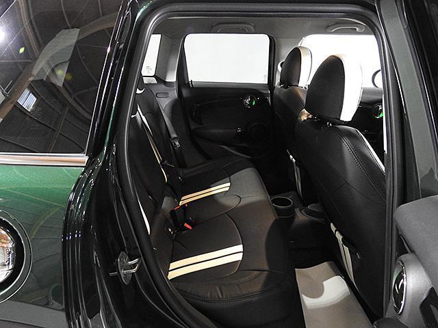 クーパーSD 1年保証 バックカメラ&障害物センサー オートライト コンフォートアクセス LEDライト 17インチAW ワンオーナー 認定中古車(17枚目)