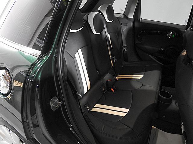 クーパーSD 1年保証 バックカメラ&障害物センサー オートライト コンフォートアクセス LEDライト 17インチAW ワンオーナー 認定中古車(18枚目)