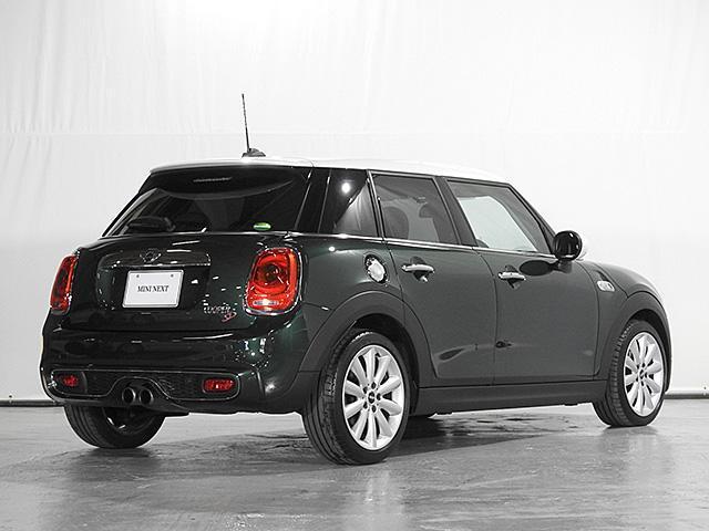 クーパーSD 1年保証 バックカメラ&障害物センサー オートライト コンフォートアクセス LEDライト 17インチAW ワンオーナー 認定中古車(20枚目)