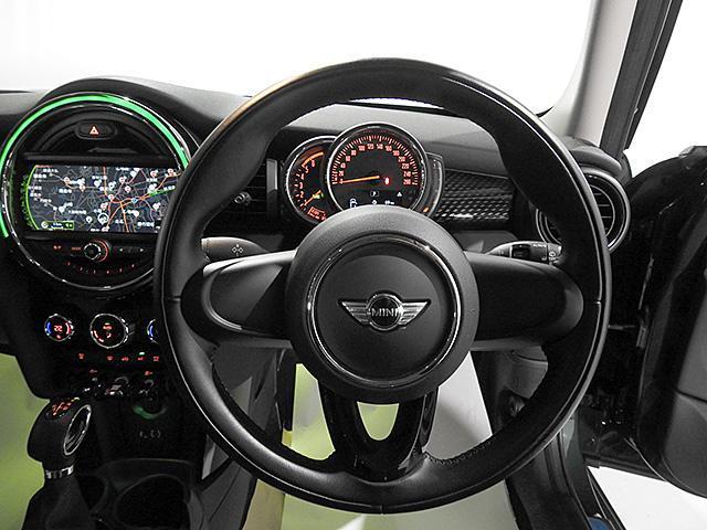 クーパーSD 1年保証 バックカメラ&障害物センサー オートライト コンフォートアクセス LEDライト 17インチAW ワンオーナー 認定中古車(28枚目)