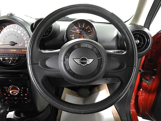 クーパーD クロスオーバー オール4 1年保証 CD ETC アームレスト フロントガラス熱線 オートライト オートワイパー ブラックリフレクターキセノン 16AW 禁煙 認定中古車(34枚目)