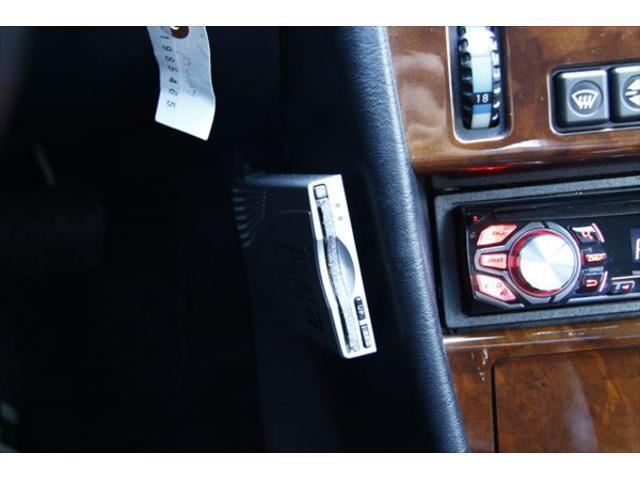 500E ポルシェライン ディーラー車 黒革 ETC SR(8枚目)