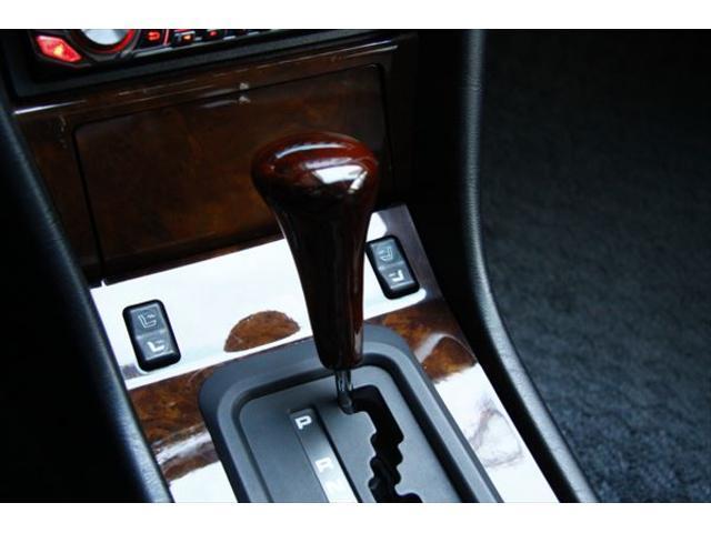 500E ポルシェライン ディーラー車 黒革 ETC SR(9枚目)