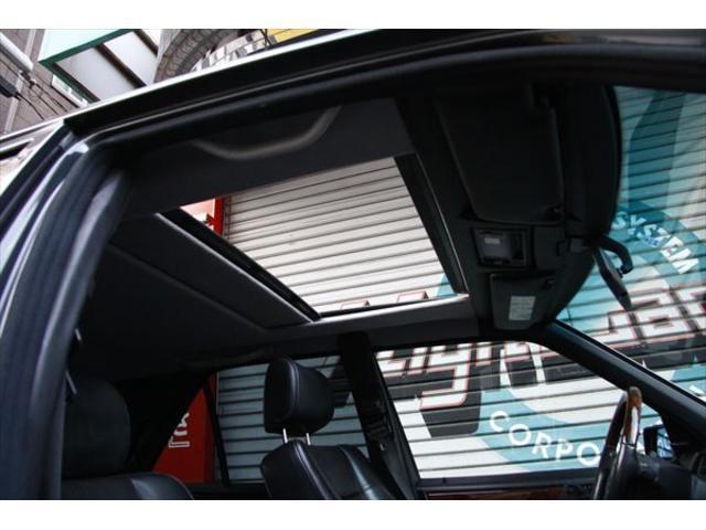 500E ポルシェライン ディーラー車 黒革 ETC SR(20枚目)