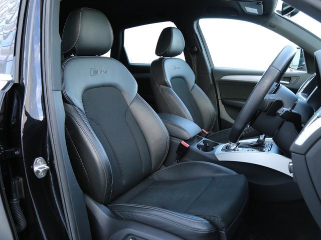 アウディ アウディ Q5 2.0TFSIクワトロ Sラインパッケージ 認定中古車