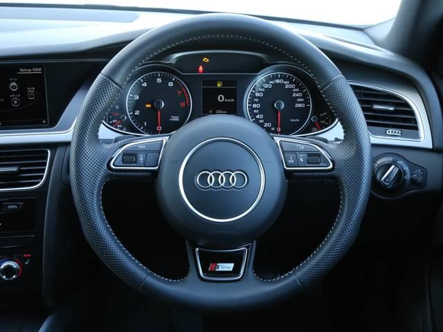 アウディ アウディ A4アバント 2.0TFSI Sラインパッケージ 認定中古車