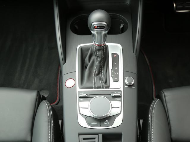 アウディ アウディ S3セダン LEDライト・レザーパッケージ 認定中古車