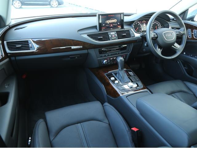 アウディ アウディ A7スポーツバック 3.0TFSIクワトロ 認定中古車