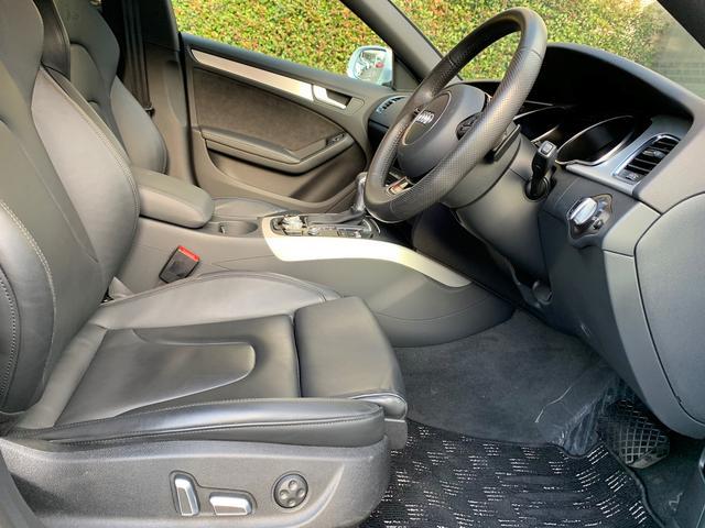 人間工学に基づいて設計されたシートは車のもっているドライビングフィールドを存分にドライバーに伝えてくれるクオリティの高い仕上がりとなっております。