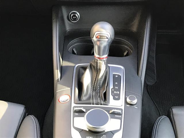 ベースグレード アウディドライブセレクト オールウェザーライト リヤビューカメラ アドバンストキーシステム ストレージパッケージ Audiバーチャルコックピット MMIナビゲーションシステム シートヒーター(11枚目)