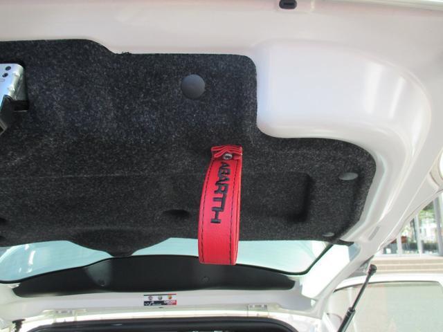 アバルト アバルト アバルト500 ベースグレード ワンオーナー車 禁煙