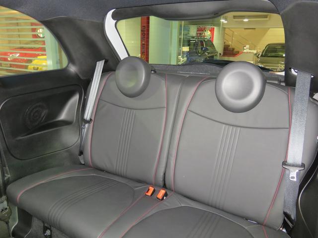 アバルト アバルト アバルト595 コンペティツィオーネ 新車保証継承