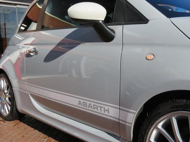 アバルト アバルト アバルト595 コンペティツィオーネ BremboKIT装着