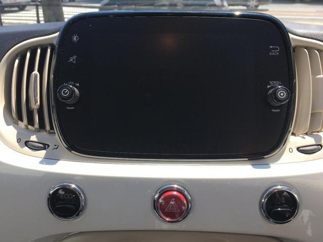 FM+AMチューナー付きオーディオプレイヤー(Uconnect)7インチタッチパネルモニター、Apple CarPlay/Android Auto、Bluetoohでドライブを楽しくしてくれます。