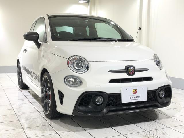 コンペティツィオーネ スティーレ 限定車 ブラウンレザーシート ETC ドライブレコーダー カープレイ対応 レコードモンツァマフラー ブレンボキャリパー(10枚目)