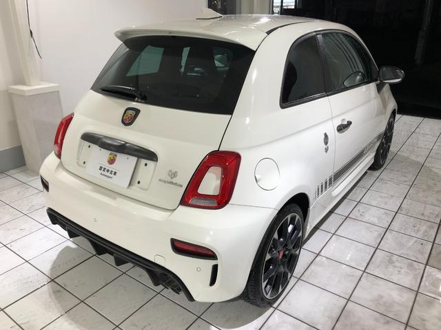 コンペティツィオーネ スティーレ 限定車 ブラウンレザーシート ETC ドライブレコーダー カープレイ対応 レコードモンツァマフラー ブレンボキャリパー(11枚目)