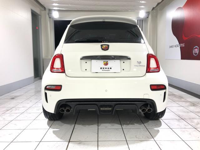 コンペティツィオーネ スティーレ 限定車 ブラウンレザーシート ETC ドライブレコーダー カープレイ対応 レコードモンツァマフラー ブレンボキャリパー(12枚目)