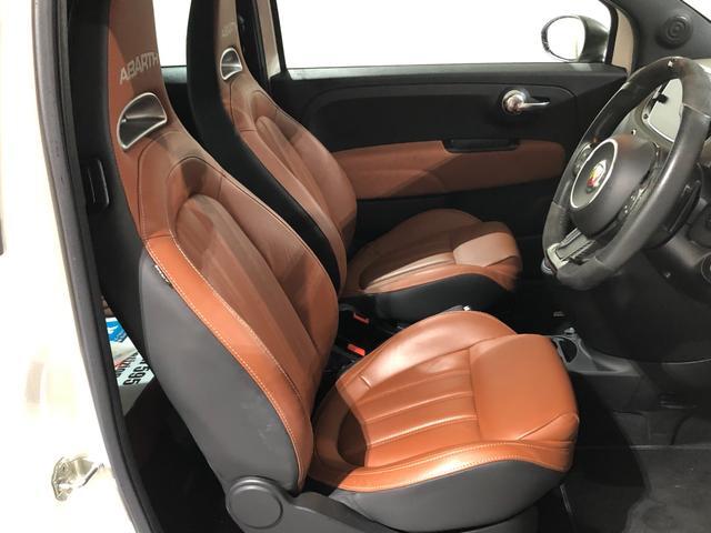 コンペティツィオーネ スティーレ 限定車 ブラウンレザーシート ETC ドライブレコーダー カープレイ対応 レコードモンツァマフラー ブレンボキャリパー(14枚目)