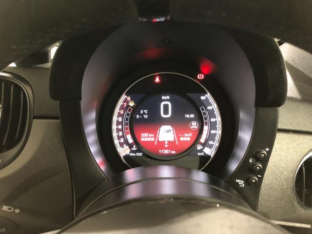 コンペティツィオーネ スティーレ 限定車 ブラウンレザーシート ETC ドライブレコーダー カープレイ対応 レコードモンツァマフラー ブレンボキャリパー(18枚目)