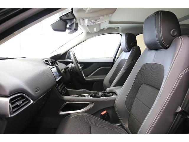 ジャガー ジャガー Fペース R-スポーツ 4WD ブラックハーフレザーシート弊社デモカー
