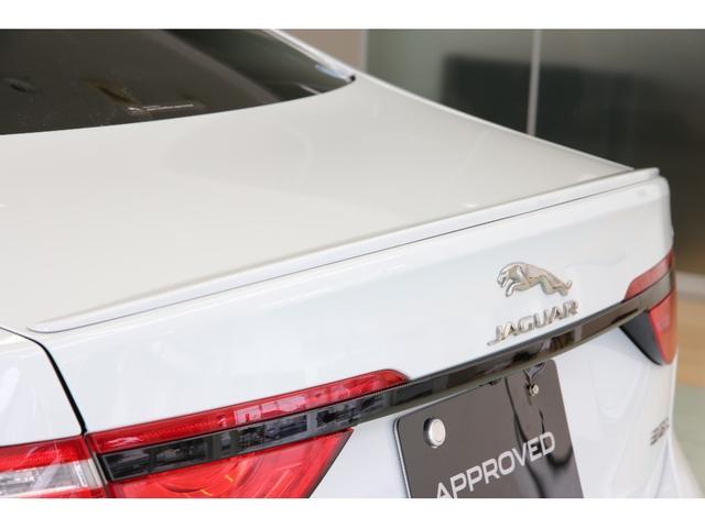 ジャガー ジャガー XF R-スポーツ ルナ/アイボリーレザー 19AW 弊社デモカー