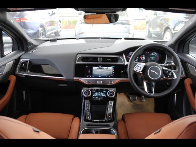 「ジャガー」「Iペース」「SUV・クロカン」「東京都」の中古車4