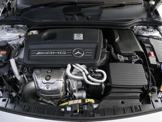 メルセデスAMG メルセデスAMG GLA45 4MATIC 4年保証 新車保証