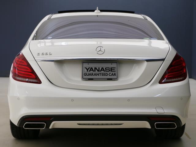 S550 ロング AMGライン 1年保証 新車保証(4枚目)