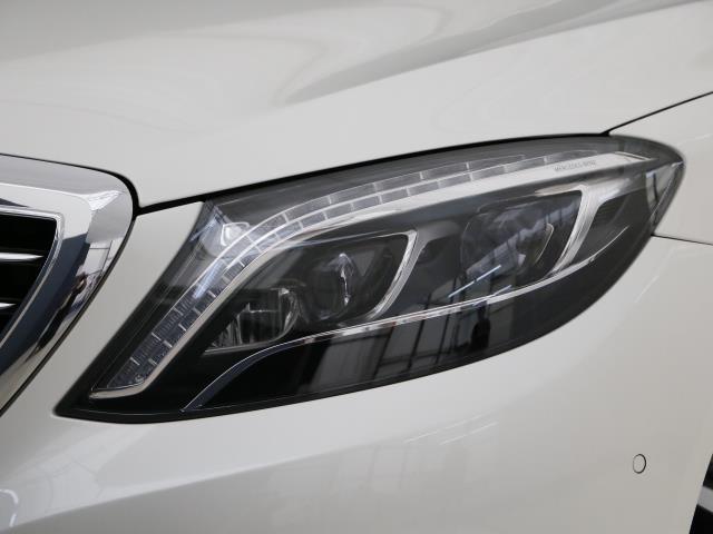 S550 ロング AMGライン 1年保証 新車保証(7枚目)