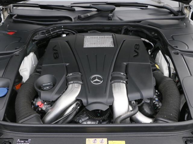 S550 ロング AMGライン 1年保証 新車保証(8枚目)