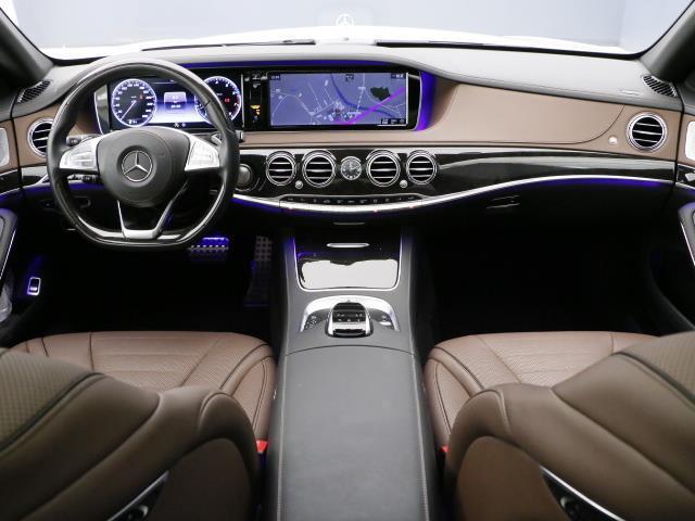 S550 ロング AMGライン 1年保証 新車保証(9枚目)