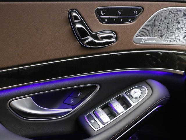 S550 ロング AMGライン 1年保証 新車保証(14枚目)