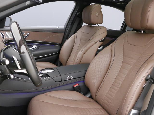 S550 ロング AMGライン 1年保証 新車保証(17枚目)
