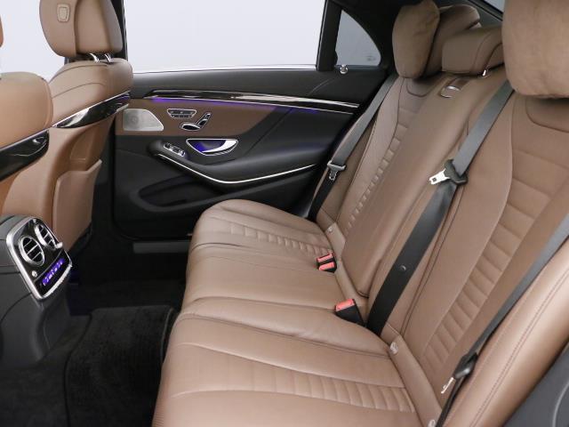 S550 ロング AMGライン 1年保証 新車保証(18枚目)