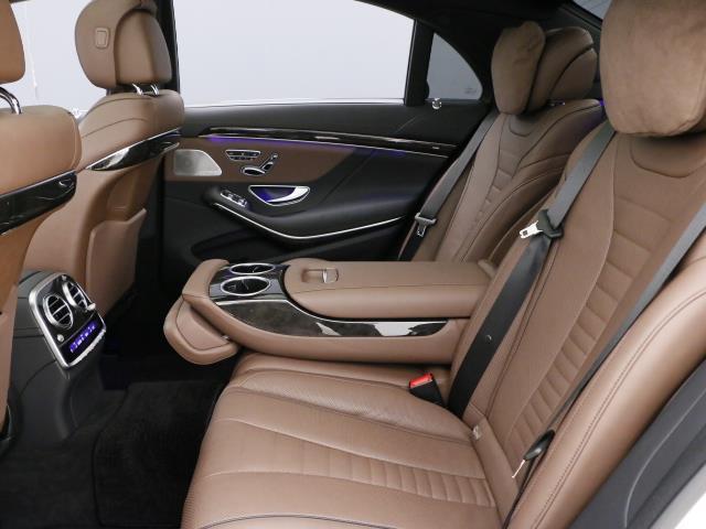 S550 ロング AMGライン 1年保証 新車保証(19枚目)
