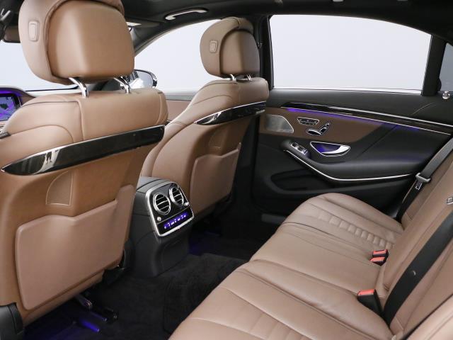 S550 ロング AMGライン 1年保証 新車保証(20枚目)