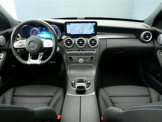 C43 4MATIC 2年保証 新車保証(11枚目)