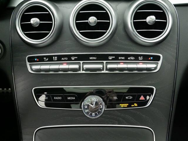 C43 4MATIC 2年保証 新車保証(12枚目)