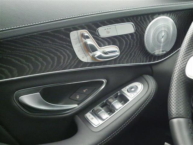 C43 4MATIC 2年保証 新車保証(13枚目)