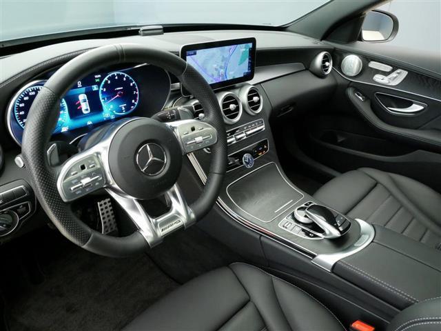 C43 4MATIC 2年保証 新車保証(20枚目)