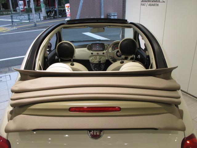 「フィアット」「フィアット 500C」「コンパクトカー」「東京都」の中古車16