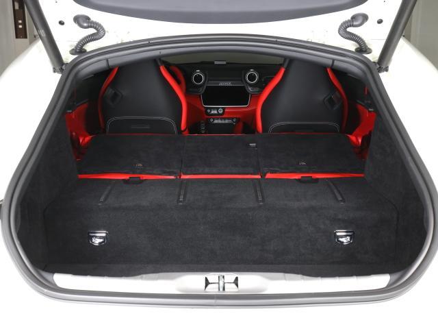 T  Ferrari認定中古車パノラマルーフ(8枚目)