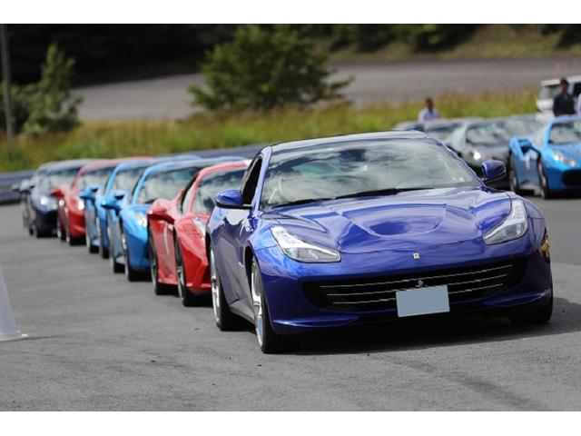 T  Ferrari認定中古車パノラマルーフ(18枚目)